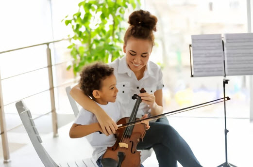 Finding Beginners Violin Lessons
