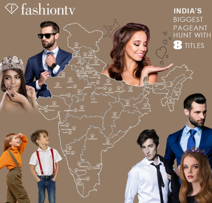 Fashion TV enters India as FTV Pageants