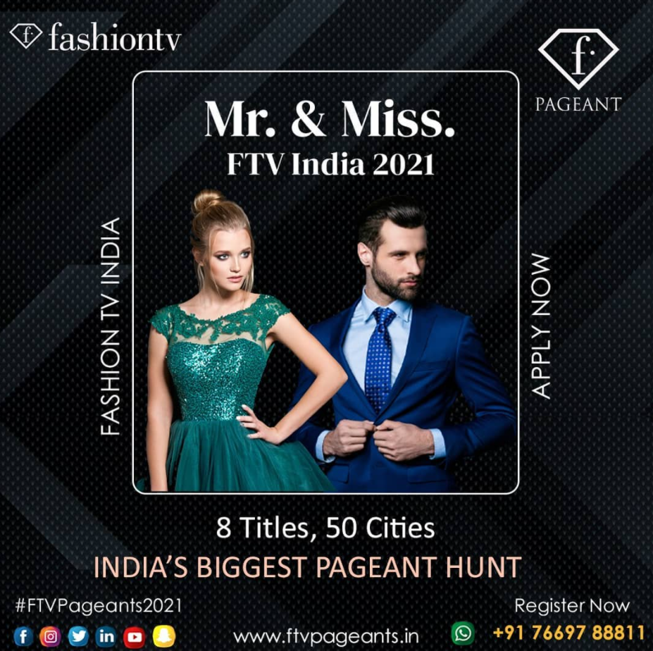 Now Fashion TV is also in INDIA