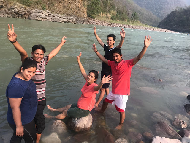 Family trip to Rishikesh: an eye-opening experience