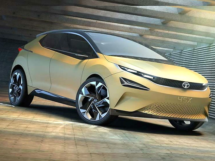 Tata Altroz Upcoming premium Hatchback to be Debut Geneva Motor Show