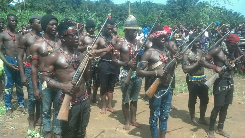 With $2 Grassroot Contributions, Southern Cameroonians Bet their Future on the AK-47