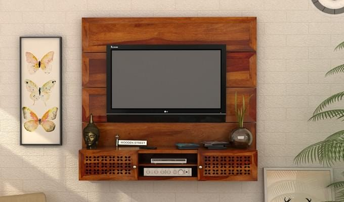5 Points to Consider before Buying the Wall Mounted TV Units for Home