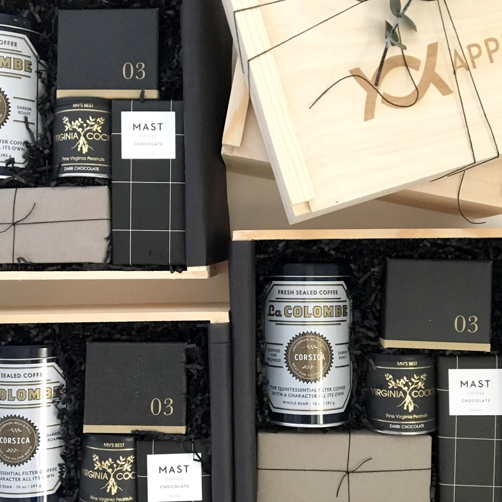 How to Curate Corporate Gift Boxes For Your Clients : 4 Simple Steps