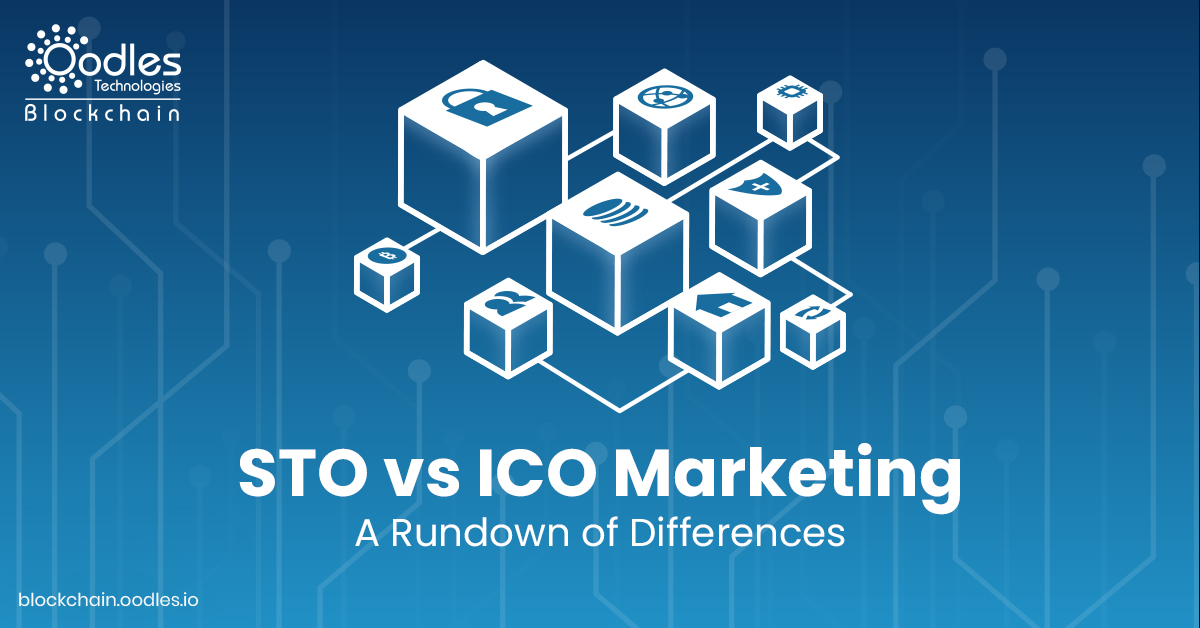 STO vs ICO Marketing | A Rundown of Difference to Help You Choose the Right Way