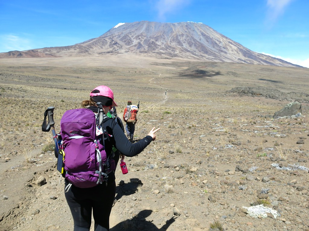 Climbing Kilimanjaro - What The Adventure Journey Is All About?
