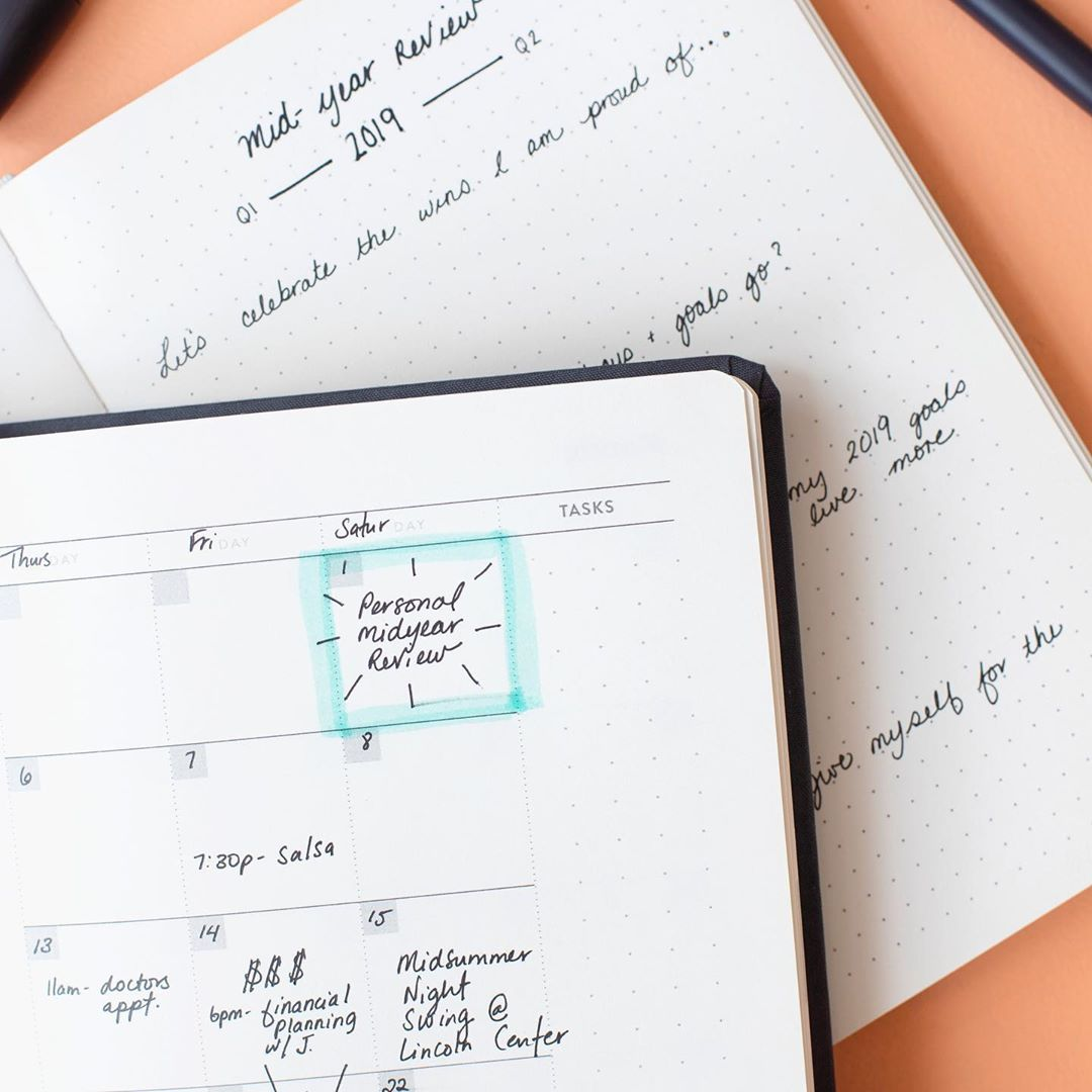 5 Things Writing the Bullet Journal Changed My Life