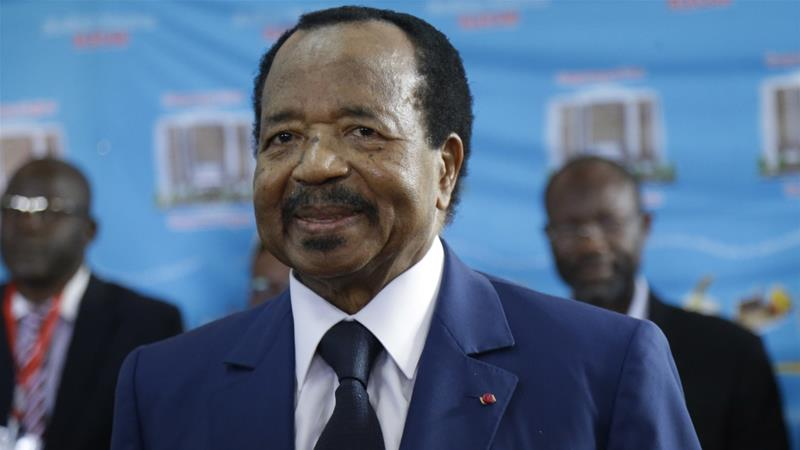 Paul Biya's Call for a National Dialogue Is Just Another Ruse To Do Nothing.