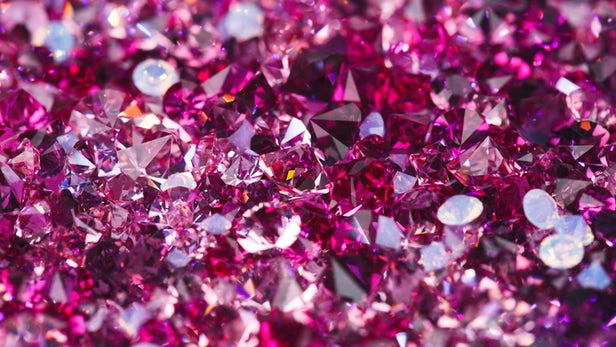 Auctions: towards a new record for a pink diamond