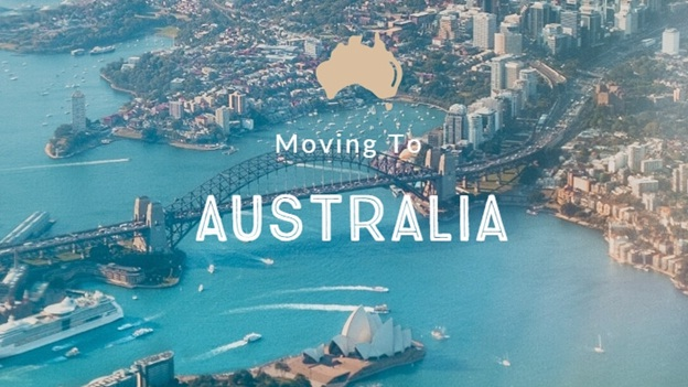 Moving to Australia for work