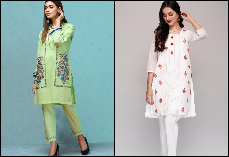 5 Best Ways To Pair Your Embroidered Kurtis