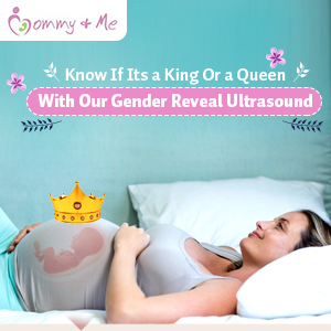 Know If It's a King Or a Queen With Our Gender Reveal Ultrasound