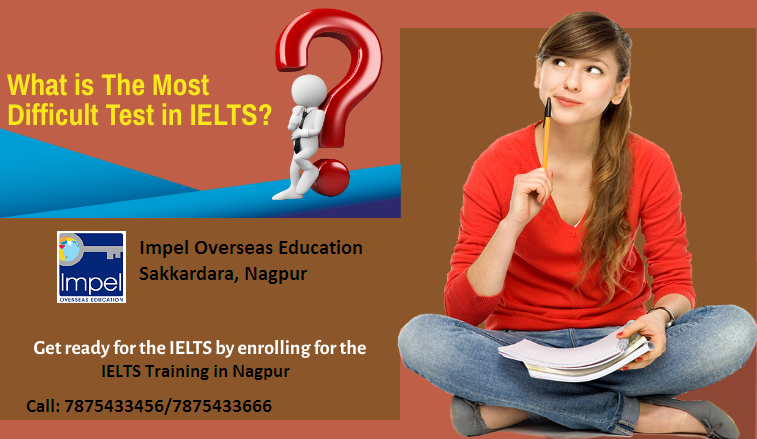 What is The Most Difficult Test in IELTS?