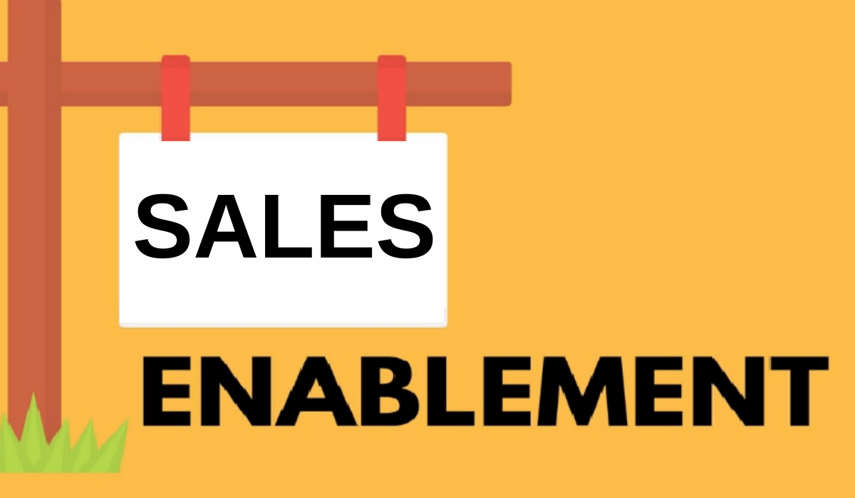 Everything you need to know about Sales Enablement Strategy