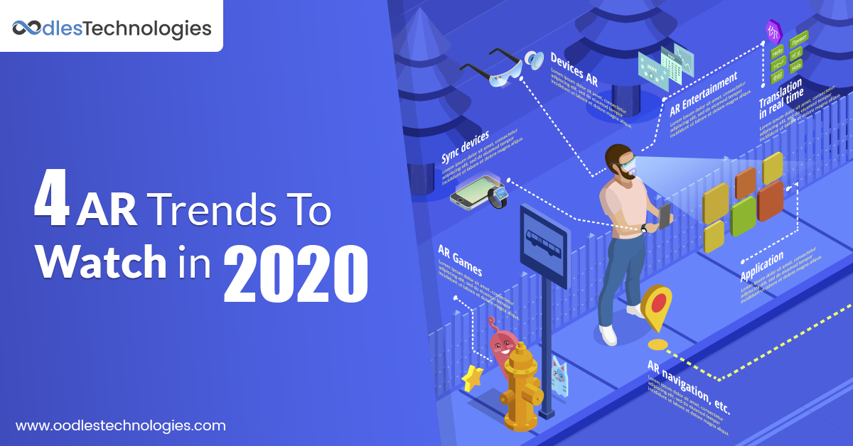 4 Augmented Reality Trends to Watch in 2020