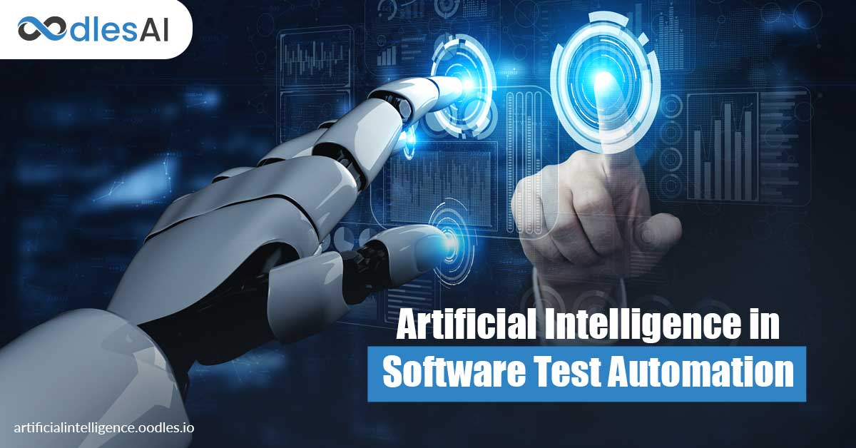 Employing Artificial Intelligence for Software Test Automation