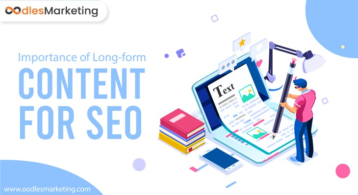 Why most SEO experts focus on creating long-form content ?