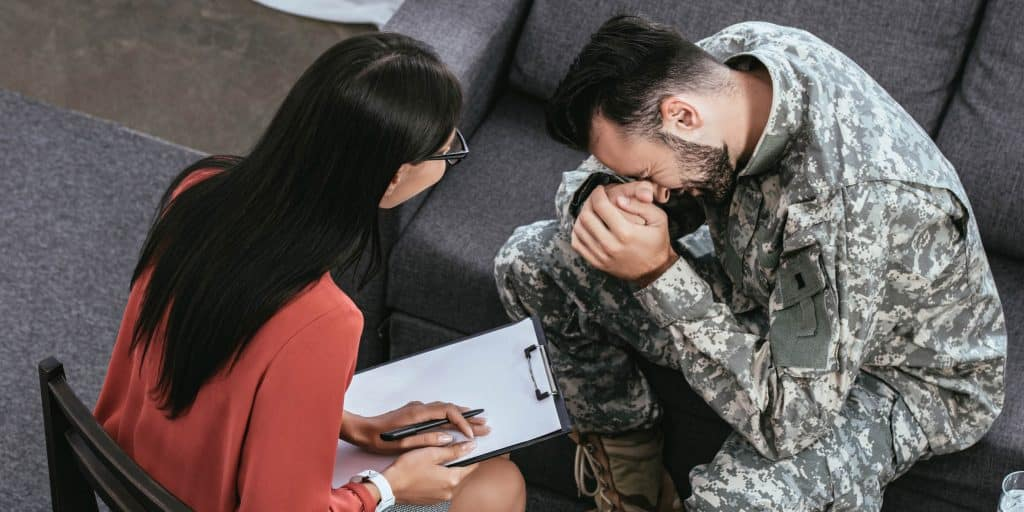 How To Care For Veterans With Post Traumatic Stress Disorder (PTSD)