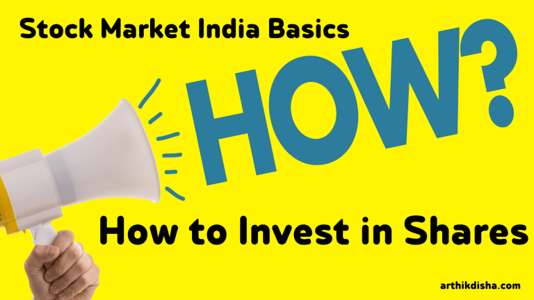 How to Invest in Shares- A Stock Market Basics for Indian Beginner Investors