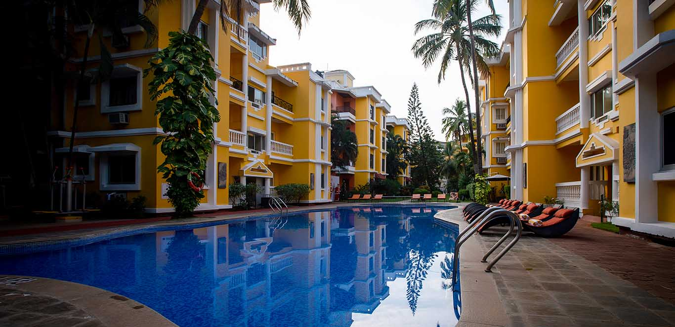 Hotels in Calangute, North Goa