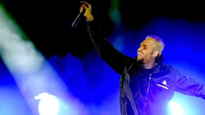 Singer Chris Brown arrested in Paris, accused of aggravated rape and drug violations