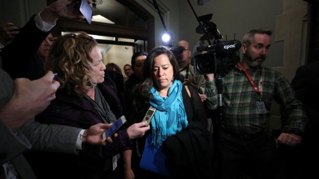 Trudeau and Wilson-Raybould: The scandal that could unseat Canada