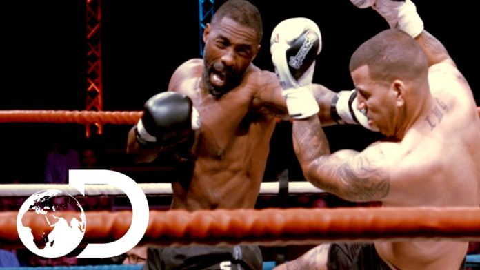 Idris Elba: His Debut Fight & Why He Ended His Kickboxing Career