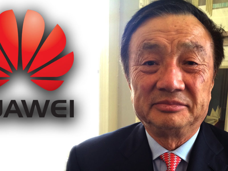 Huawei CEO: US scare tactics will frighten off investors. Huawei Sues US Government.