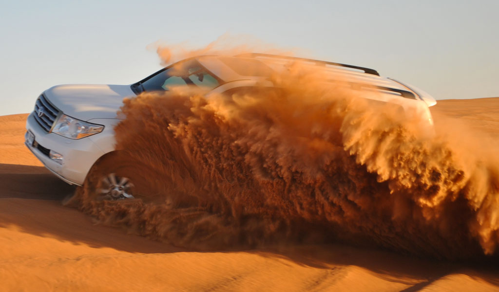 Spend your Evening in Desert Safari Abu-Dhabi with Budget-friendly Offers