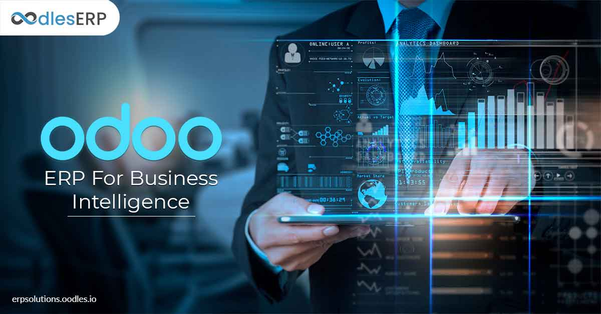 Odoo ERP Development Services: Business Intelligence and Analytics
