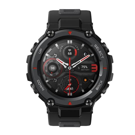 Amazfit Rex Pro Watches -15 Military Grade Certifications,10 ATM Water Resistance